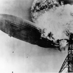 The Hindenburg explosion was a disaster just like your presentation might be