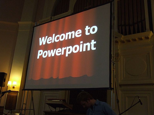 PowerPoint Can Help You Be Funny