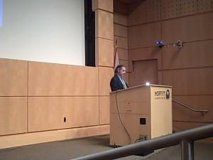 Dr. Jay Wolfson Speaks