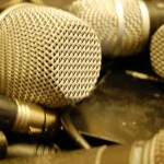 Speakers need to create interesting things to say when they are handed the microphone
